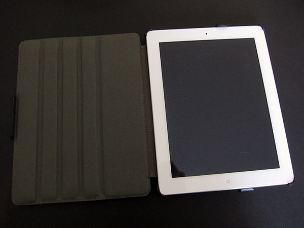 First Look: Scosche foldIO P2 Case for iPad 2