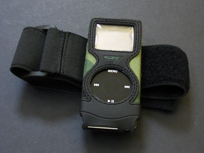 Scosche SoundKase Cases for iPod Nano