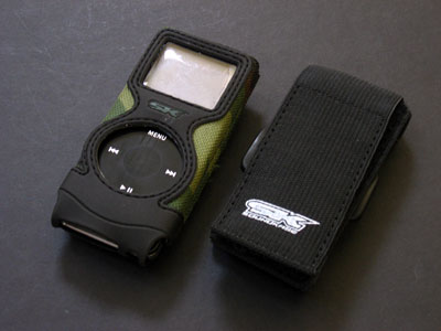 First Look: Scosche SoundKase Cases for iPod Nano