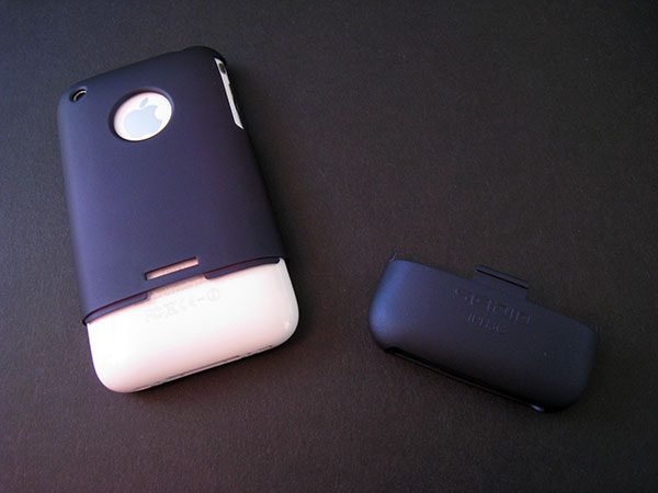 Review: Seidio Innocase II and Innocase Holster for iPhone 3G