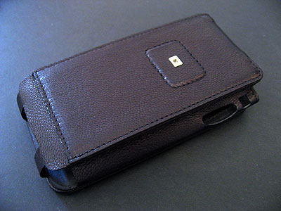 First Look: Sena Cases Flip Case for Apple iPhone