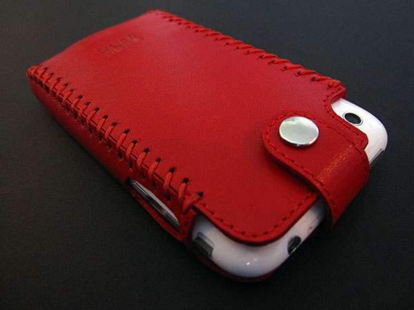 First Look: Sena Cases Sarach LeatherSkin Case for iPhone 3G + 3GS