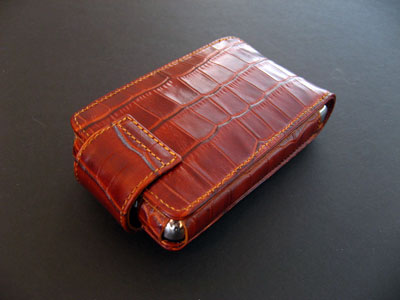 Review: Sena Cases iPod Video Premium Stand Leather Case