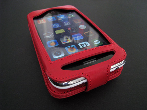 Review: Sena Cases WalletBook and WalletSkin for iPhone 3G