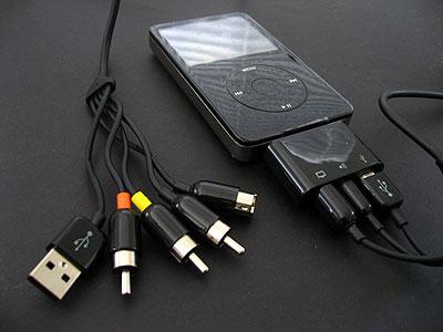 First Look: SendStation PocketDock AV All-in-One iPod Video Kit 1