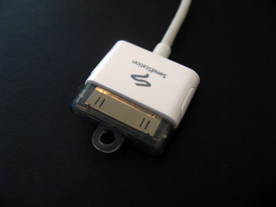 Review: SendStation smartCharge iPod Car Charger (2007) 3