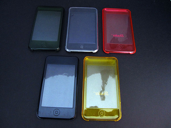 Review: ShadesCases Shades for iPod nano 4G, touch 2G + iPhone 3G