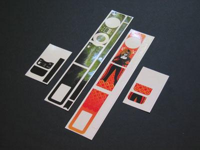 First Looks Shuffle: Luxury Case, DLO Docks, MP3Bandits, Shufflesome & Poptune Stickers 11