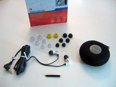 Review: Shure E3c Earphones