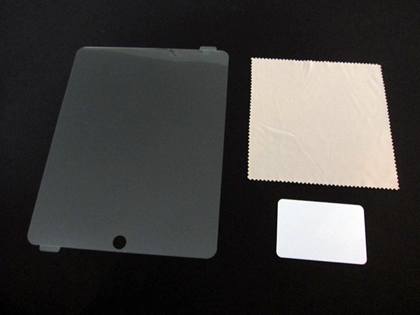 First Look: Simplism Protector Film for iPad (Glare/Anti-Glare) 2