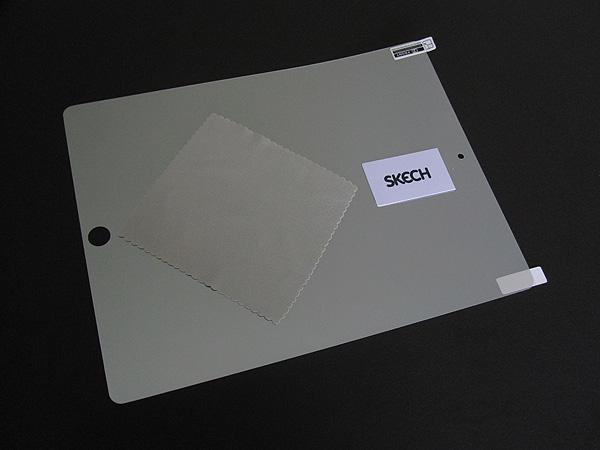 First Look: Skech Anti-Glare + Mirror Screen Guard for iPad 2