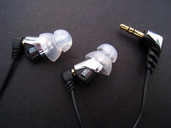 Review: Sleek Audio SA6 In-Ear Earphones with Tunable VQ Technology