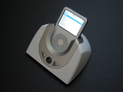 iPort FS-2 Expandable Free Standing Music System for iPod
