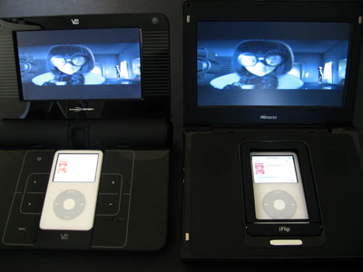 """Review: Memorex iFlip 8.4"""" Portable Video Player for iPod"""