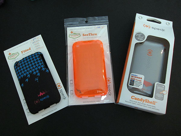First Look: Speck CES 2010 Special Edition Cases For iPhone 3G/3GS