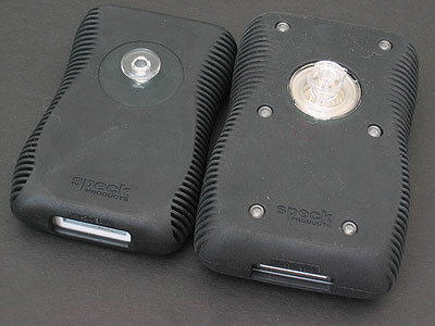 Review: Speck Products GripSkins for iPod 4G and iPod mini