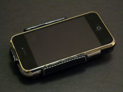 Review: Speck Holster-Pro for iPhone 4