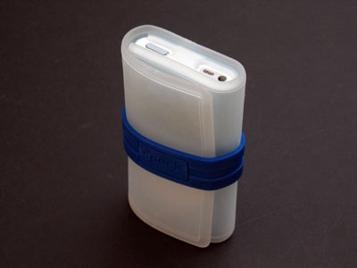 Review: Speck Products PortfolioSkin for iPod mini