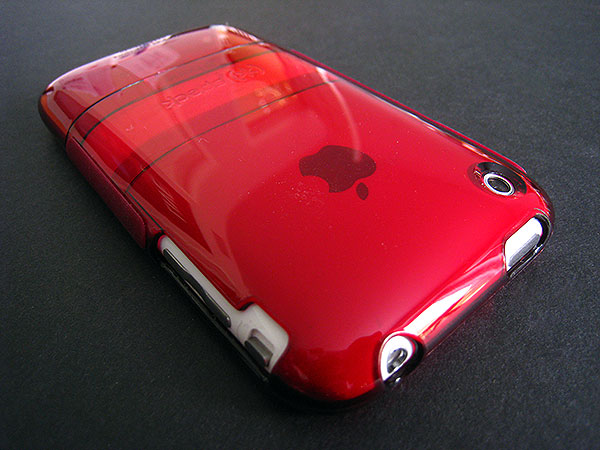 Review: Speck SeeThru for iPhone 3G