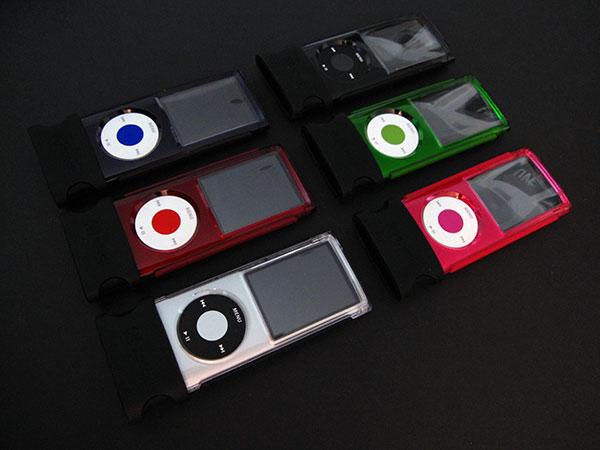 Review: Speck SeeThru for iPod nano 4G