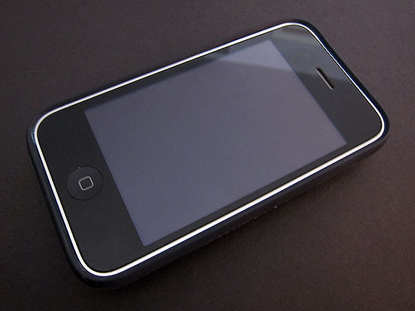 First Look: Speck SeeThru Satin for iPhone 3G/3GS