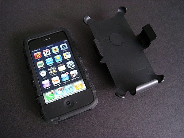 Review: Speck ToughSkin for iPhone 3G