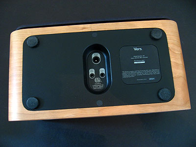 Review: Sprout Creation Vers 2X Hand-Crafted Wood Sound System
