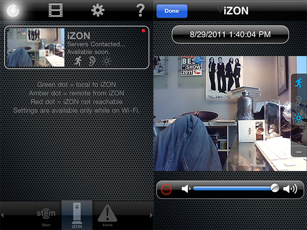 Review: Stem Innovation iZon Remote Room Monitor
