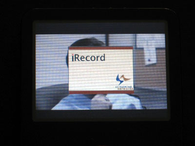 Review: Streaming Networks iRecord Personal Media Recorder for iPod