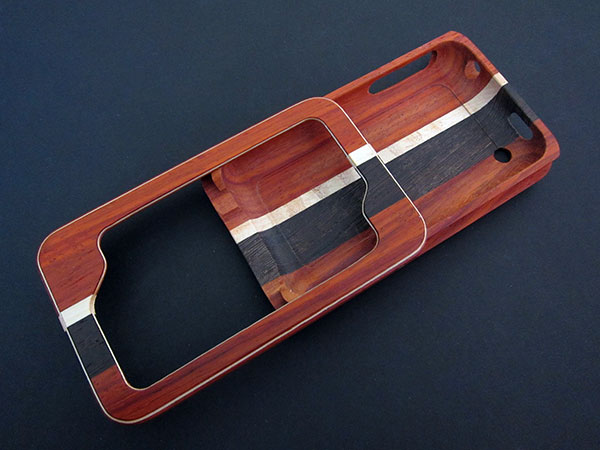 First Look: Substrata Wood Cases for iPhone 3G/3GS