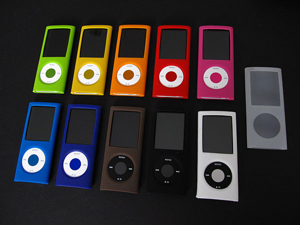 Review: SwitchEasy Colors and Colors Stealth for iPod nano G4