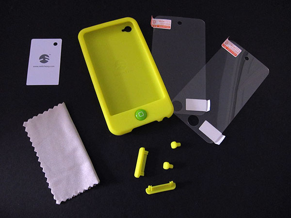 First Look: SwitchEasy Colors for iPod touch 4G