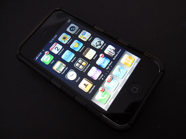 First Look: SwitchEasy RebelSerpent for iPhone 3G