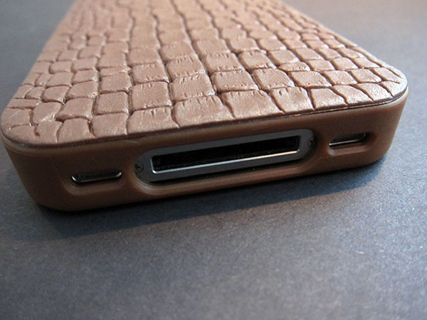 First Look: SwitchEasy Reptile for iPhone 4