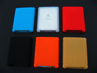 Review: SwitchEasy Silicon Biscuits for Nano 3G