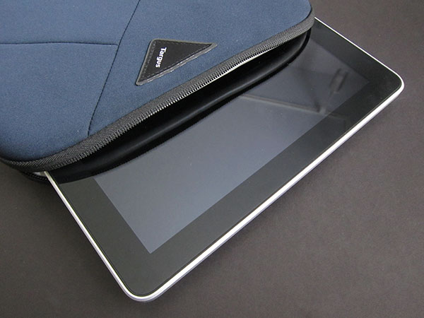 First Look: Targus A7 Sleeve for iPad