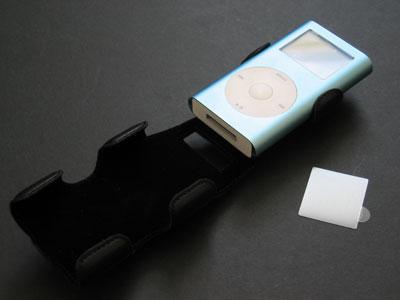 Review: Targus Flip Case for iPod mini