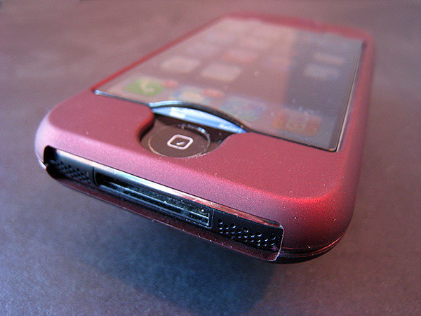 Review: Tekkeon Hard Case with Soft Touch for iPhone