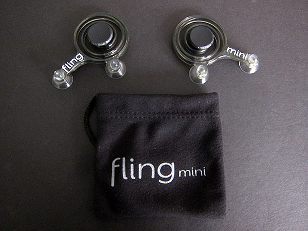Preview: Ten One Design Fling + Fling mini Joysticks