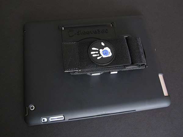 Review: ThinkFast, LLC Sleeve360 for iPad 2