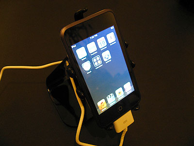 Review: Thought Out Ped3 Rotating Stand for iPhone