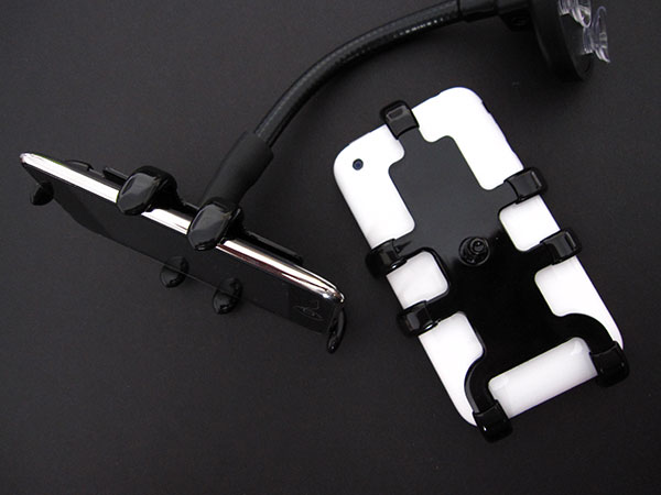 First Look: Thought Out Ped3-Auto Rotating Car Mounts for iPhone + iPod touch
