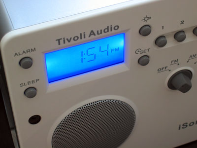First Looks Special: Tivoli iSongBook Portable iPod Music System