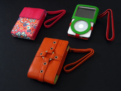 Toteplus Miro, Pine, and Matai Cases for 5G iPods