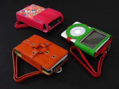 First Look: Toteplus Miro, Pine, and Matai Cases for 5G iPods