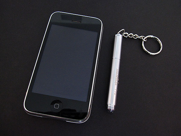 First Look: TouchPenSys Zero II and Pro Stylus for iPod touch + iPhone