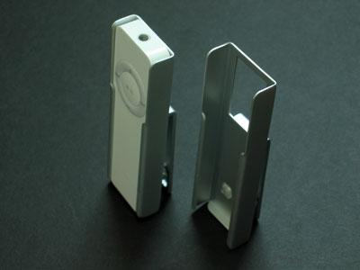 Review: Tunewear Aluminum Clipwear for shuffle