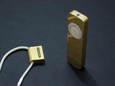 First Looks Shuffle: Luxury Case, DLO Docks, MP3Bandits, Shufflesome & Poptune Stickers 14