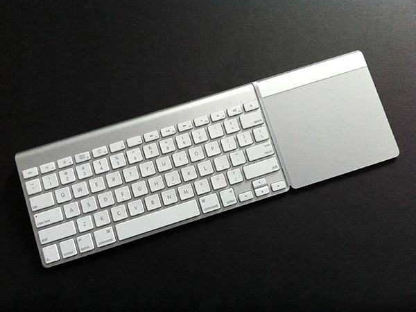 Hands-On: Twelve South's MagicWand Unifies Apple's Magic Trackpad + Wireless Keyboard 1