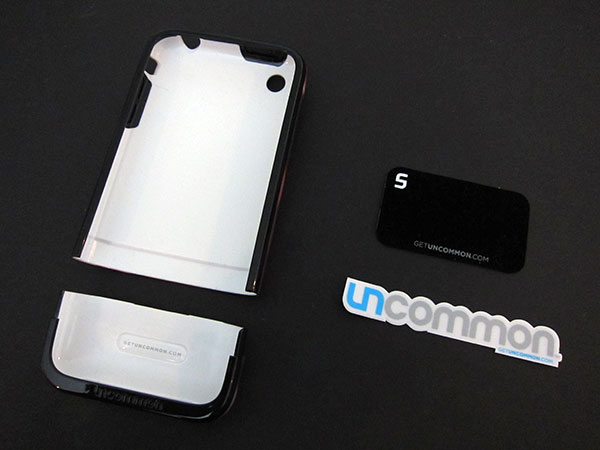 Review: Uncommon Capsule Case for iPhone 3G/3GS